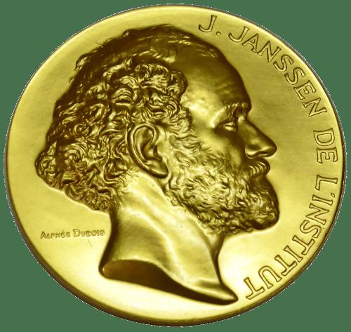 Médaille Jules Janssen