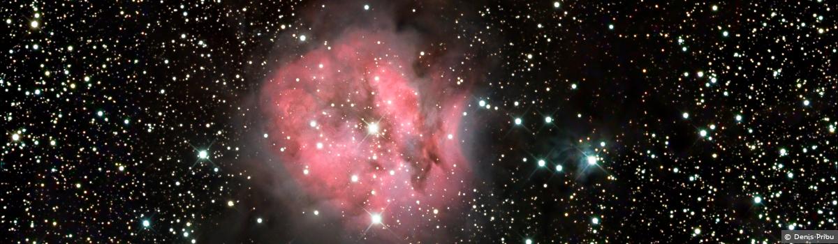 IC 5146 Crédit : Denis Priou