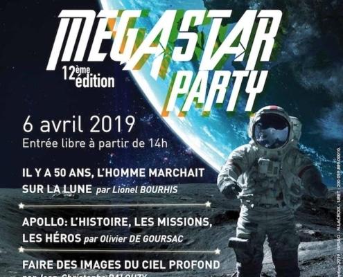 Mega Star Party 2019 à Triel