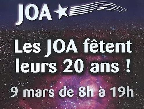 Journée de l'occasion en astronomie
