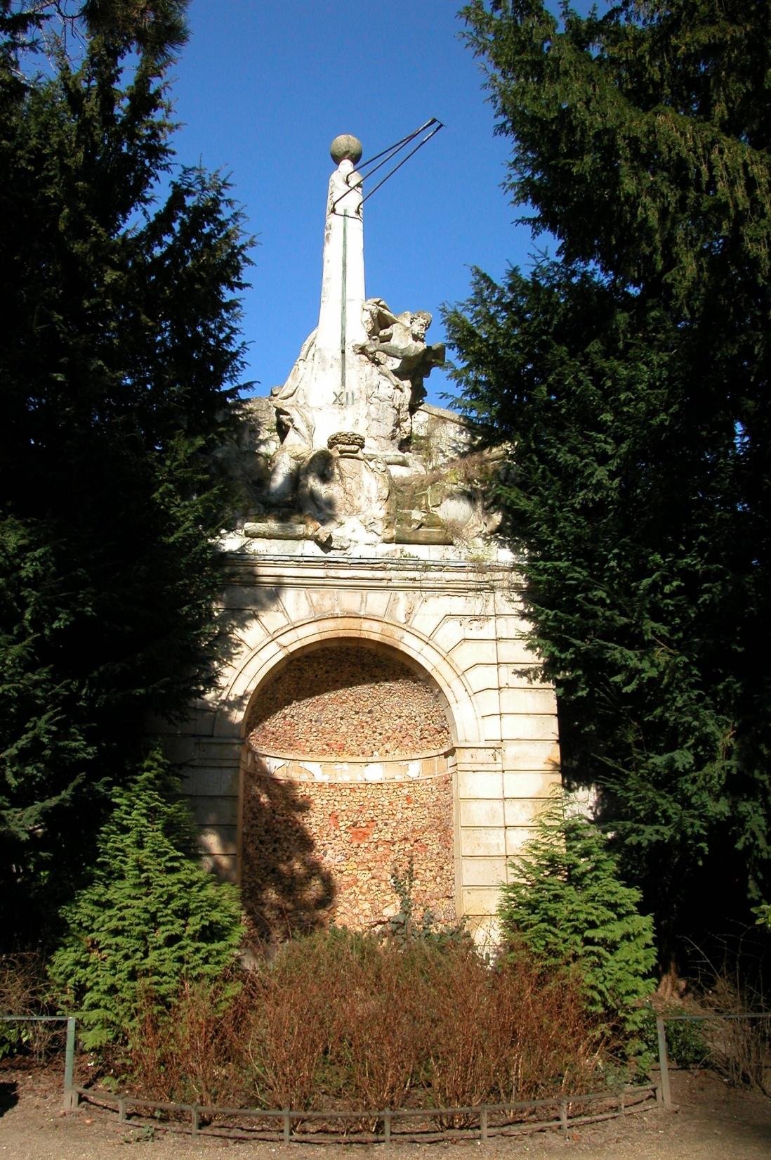 Méridienne de Rouen avant novembre 2017