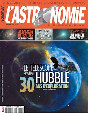 30 ans du Hubble : une révolution astronomique