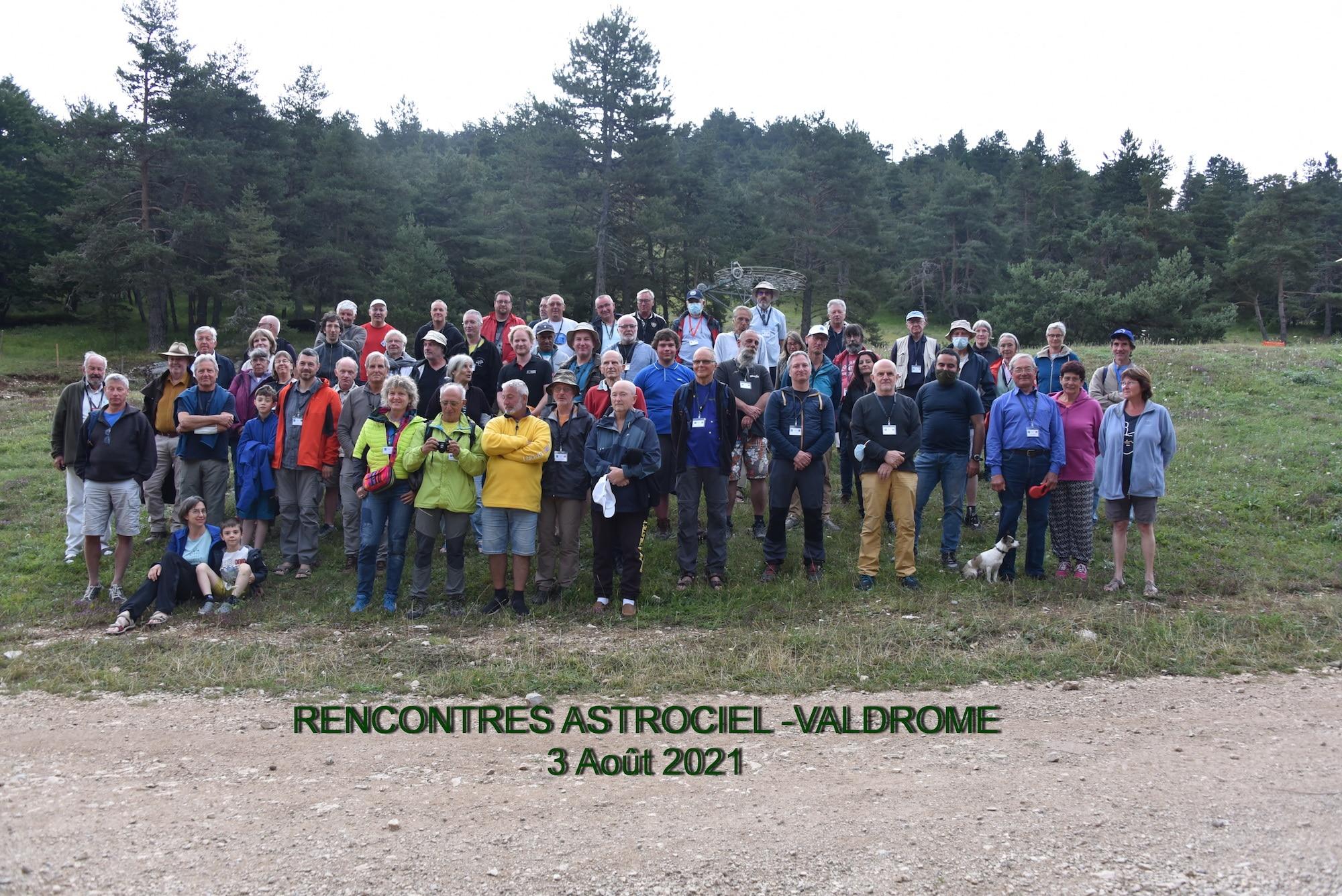 Valdrôme en Biovallée : Les Rencontres AstroCiel du 11 au 26 août 2020…